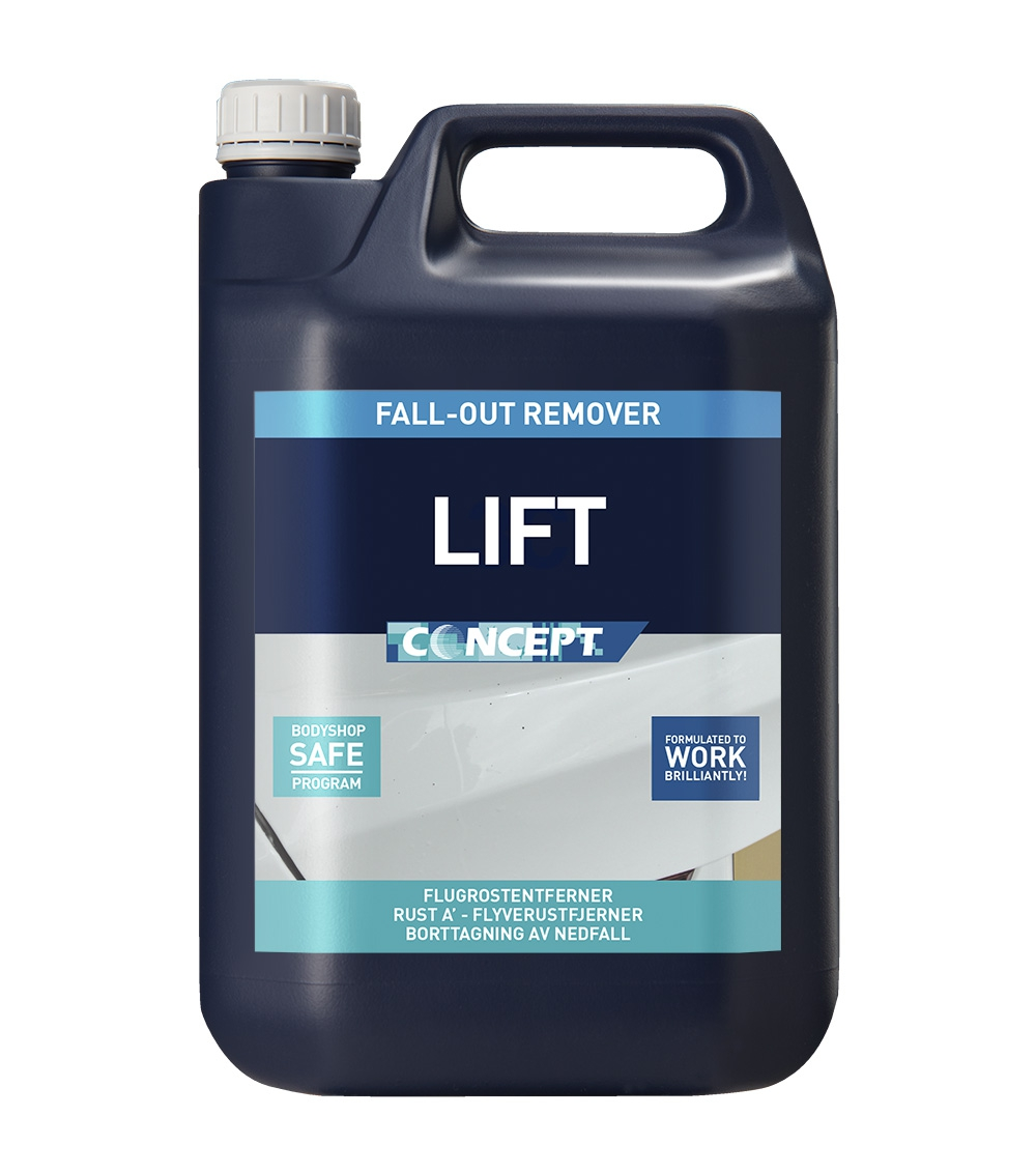 LIFT FALL-OUT REMOVER (25 LİTRE)