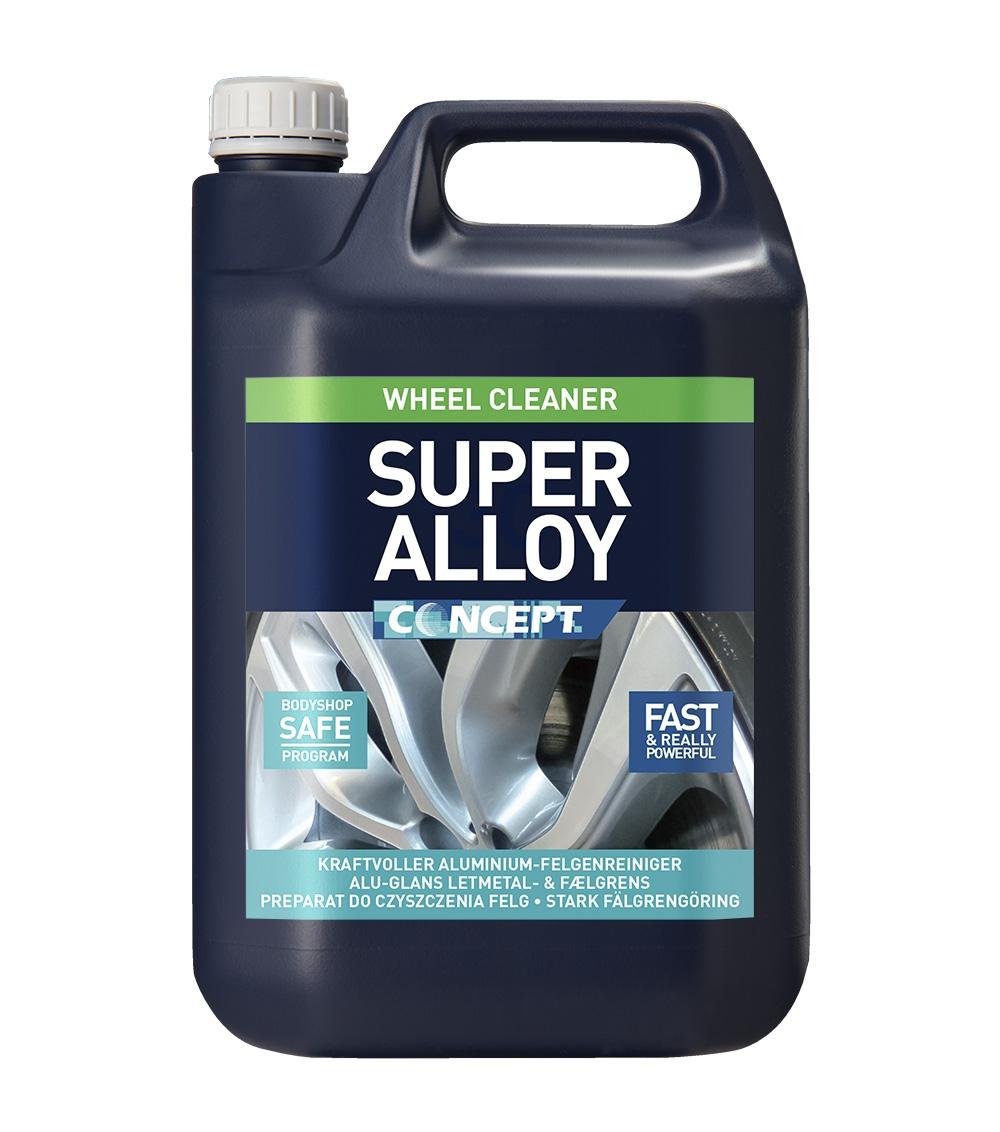 SUPER ALLOY (25 LİTRE)