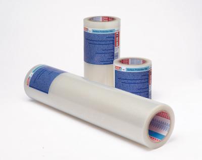 tesa® 4848 Yüzey Koruma Bandı 4 hafta UV dayanımı 100 * 750 (Şeffaf)