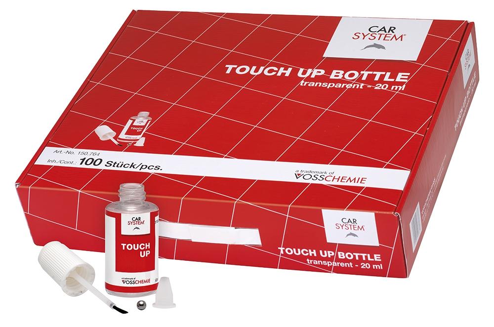 Boya rötuş şişesi - 20 ml, doldurulabilir
